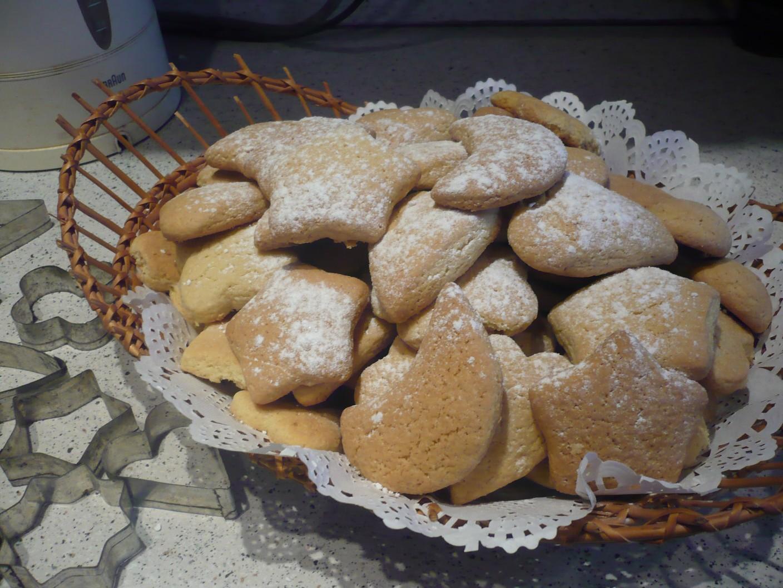 Печенья домашнее в форме рецепт пошагово