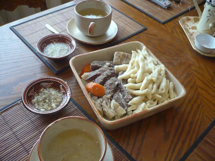 Чеченские супы рецепты с фото