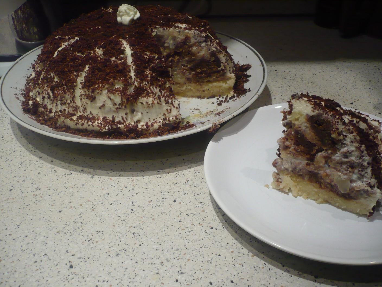 Торт панчо торты кулинарная книга